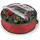 Whitmor Wreath and Garland Bag for 30-Inch Wreaths