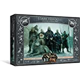 Cool Mini or Not Song of Ice and Fire - Stark Heroes #1 Miniatures Game (CMNSIF109)