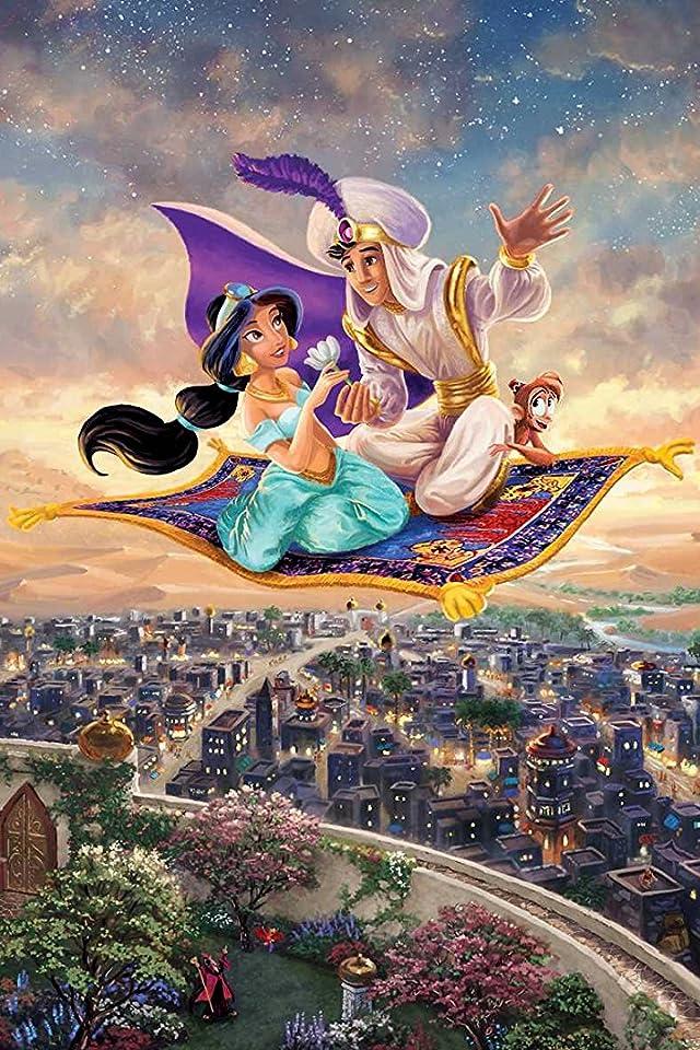 ディズニー アラジン,ジャスミン,アブー iPhone(640×960)壁紙 画像39882 スマポ