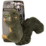 All for Paws Classic Squirrel Pet Toys, Small