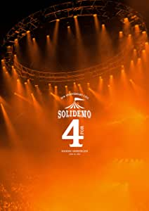 "SOLIDEMO 4th Anniversary Live ""for""(Blu-ray2枚組)(初回生産限定盤)"