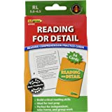 Edupress Reading Comprehension Practice Cards, Reading for Detail, Green Level (EP63405)