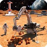 宇宙ステーション建設シミュレータ2018:惑星火星コロニーサバイバル都市ビルゲーム無料
