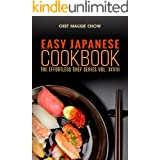 Easy Japanese Cookbook (Japanese Cooking, Japanese Food, Japanese Recipes, Japanese Cookbook, Easy Japanese Cooking 1)