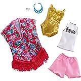 Barbie Beach Kimono/Swimsuit Fashion Pack