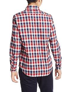 Peruvian Pima Cotton Flannel Buttondown Shirt 111-14-0255: White