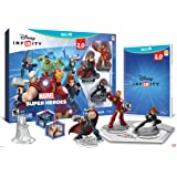 Disney INFINITY: Marvel Super Heroes (2.0 Edition) Video Game Starter Pack - Wii U
