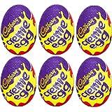 Galaxy X6 Cadbury Creme Easter Chocolate Egg 40G