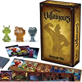 Ravensburger Disney Villainous: Despicable Plots Strategy Board Game for Ages 10 and Up – The Newest Standalone Game in The A
