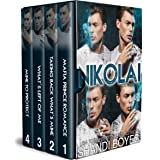 Nikolai: The Complete Collection: Books 1 to 4