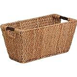 Seagrass Basket w/ handles - Lg