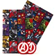 Birthday Gift Wrapping Paper Boys - Wrapping Paper Sheets for Kids, Wrapping Paper Birthday, Avengers Wrapping Paper; for Boy