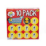 Ryan's World Micro Figure 10 Pack, Mystery Toy, Collectible, Micro Figures, Boxed Gift Set, 10 Of 16 Possible Micro Figures,