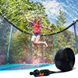 Ligttle Trampoline Sprinkler for Kids - Outdoor Trampoline Water Sprinkler for Kids and Adults, Trampoline Accessories Sprink