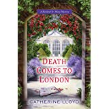 Death Comes to London (Kurland St. Mary Mystery Book 2)