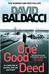 One Good Deed: Aloysius Archer Book 1 Kindle Edition
