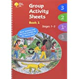 Oxford Reading Tree: Stages 1 - 3: Book 1: Group Activity Sheets