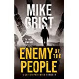 Enemy of the People: A bombshell conspiracy thriller (A Christopher Wren Thriller Book 6) (Christopher Wren Thrillers)