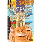 The Mysteries of Max: Books 4-6 (The Mysteries of Max Box Sets Book 2)