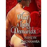 What a Lady Demands (The Eton Boys Trilogy Book 2)