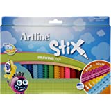 ARTLINE 132073 STIX DRAWING PEN, 20PK