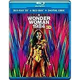 Wonder Woman 1984 (3D Blu Ray/Blu Ray/Digital Combo Pack)