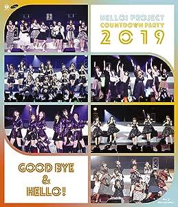 【Amazon.co.jp限定】Hello! Project COUNTDOWN PARTY 2019 〜GOOD BYE & HELLO! 〜 (メガジャケ付) [Blu-ray]