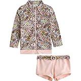 [Vaenait Baby] 0-9歳ラッシュガード水泳スイムウェアベビー 子供水着上下セット GU Kids Swimwear