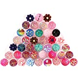 60 Pcs Colorful Lash Disposable Mascara Brushes Diamond Eyelash Spoolies Makeup Brush Mascara Wand in Sanitary Tube Lash Supp
