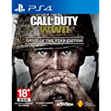 Call of Duty : WWII GAME OF THE YEAR EDITION (EN/TC/SC/KR Ver.) For AsiaPlayStation 4