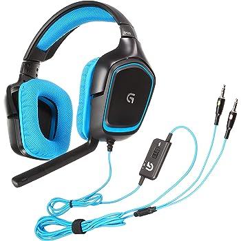 ゲーミングヘッドセット ロジクール G430 Dolby 7.1 サラウンド Windows対応