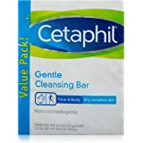 Cetaphil Gentle Cleansing Bar, 4.5 oz, 3 Count