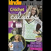 CROCHET CALADOS 1: tejido práctico (CROCHET CALADOS tejido p…