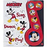 Mickey Mouse Classic Little Music Note