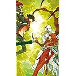 とある魔術の禁書目録 iPhoneSE/5s/5c/5(640×1136)壁紙 右方のフィアンマ,インデックス,上条当麻,ステイル