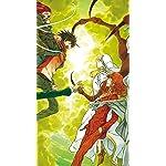 とある魔術の禁書目録 iPhone8,7,6 Plus 壁紙(1242×2208) 右方のフィアンマ,インデックス,上条当麻,ステイル