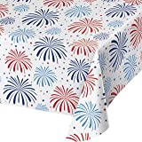 Creative Converting 327220 Plastic Tablecloth, One Size, Multicolor