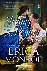 Stealing the Rogue's Heart: Dark, Gritty Historical Romantic Suspense (The Rookery Rogues Book 4) Kindle Edition