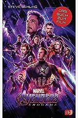 Marvel Avengers – Endgame: Das Buch zum Film ab 10 Jahren (Die Marvel-Filmbuch-Reihe 1) (German Edition) Kindle Edition