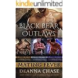 Black Bear Outlaws Box Set: Books 1-3: Mating Fever