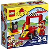 LEGO DUPLO Brand Disney Mickey Racer 10843 Building Kit (15 Piece)