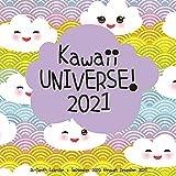 Kawaii Universe! 2021: 16-Month Calendar - September 2020 through December 2021