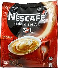 Nescafe Original 3-In-1 Instant Coffee, 35x19g