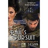 Paul's Pursuit: Science Fiction Romance (Dragon Lords of Valdier Book 6)