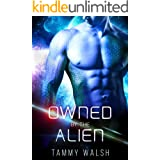 Owned by the Alien: A Scifi Alien Romance (Fated Mates of the Titan Empire Book 1)