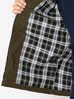 Golfer Jacket 114-05-0134: Olive