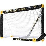Franklin Sports NHL Boston Bruins Team Mini Hockey Set
