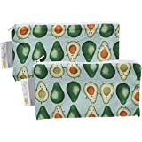 """Itzy Ritzy Reusable Mini Snack Bags – 2-Pack of 3.5"""" x 7"""" BPA-Free Snack Bags are Food Safe & Washable for Storing Snacks, Pa"""