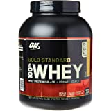 Optimum Nutrition Gold Standard 100% Whey Protein Powder, Banana - 2.27 Kilograms