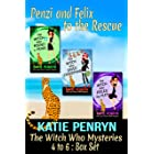 The Witch Who Mysteries 4 to 6 : Box Set: Penzi and Felix to the Rescue (The Witch Who Mysteries Box Sets Book 2)